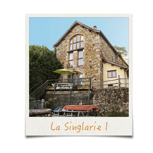 holiday at La Singlarie I